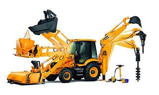 Навесное оборудование на трактора, погрузчики