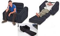 Кресло шезлонг 2 в 1 Intex 68565