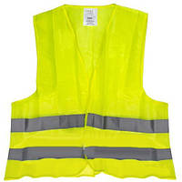 Жилет безопасности светоотражающий (yellow) 166 Y  XXL