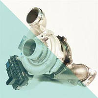 Турбина MB Sprinter 906 219/319/419/519CDI OM642 06-  777318-5002S