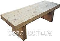 Стол из натурального дерева соснового массива, фото 1