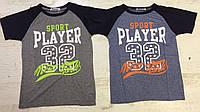 Футболки для мальчиков оптом, Sincere, 134-164 см,  № AD-859, фото 1