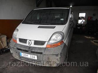 Поступило авто на разборку. Renault Trafic, 2006 года, 1.9