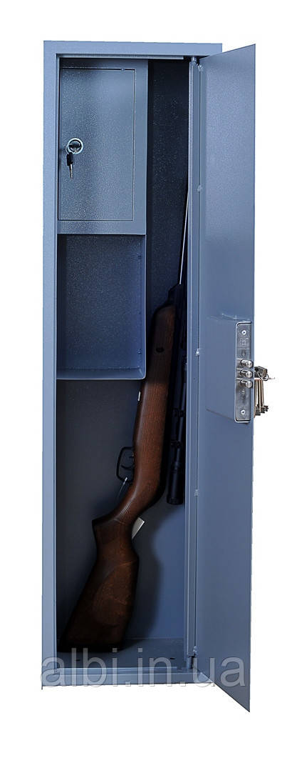 Сейф для оружия на 2 ружья ШО-1100