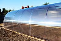 Каркас Теплицы Казачок арочного типа под поликарбонат или пленку 12*3*2м (дл*шир*выс), фото 1
