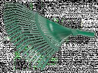 Грабли PALISAD, веерные, 22 плоских зубца