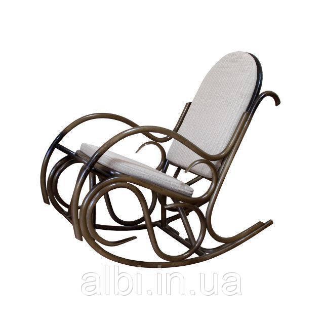 "Кресло-качалка из ротанга ""Олимп"""