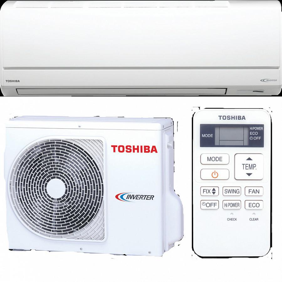 Кондиционер Toshiba RAS-10EKV-EE / RAS-10EAV-EE