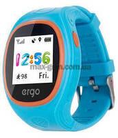 Смарт-часы ERGO GPS Tracker Junior Color J010 blue