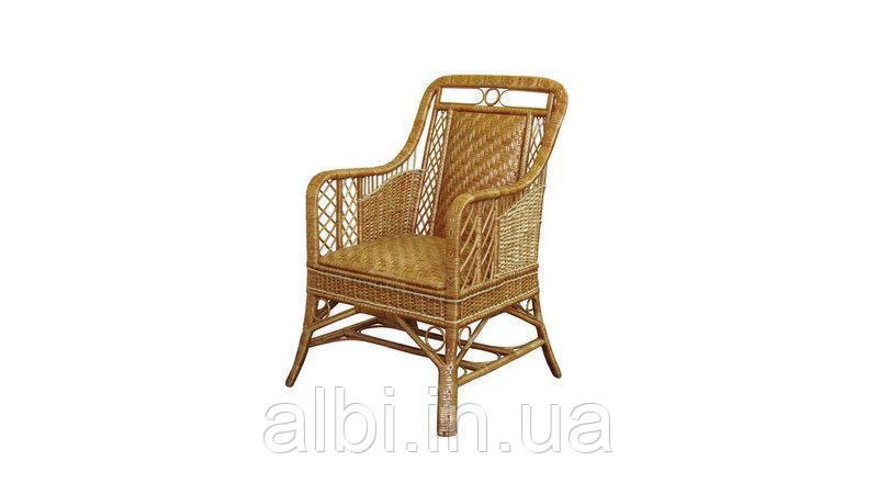 Кресло Черниговчанка из лозы