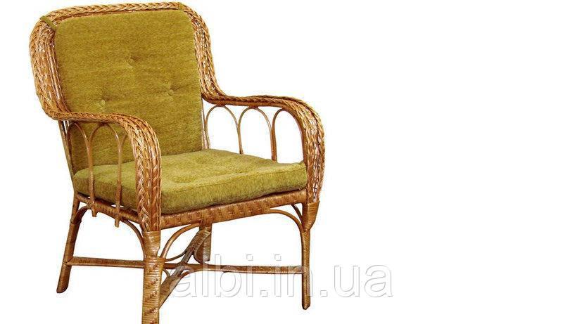 Кресло из лозы КО-8