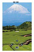 """Газовий проточний водонагрівач Matrix принт """"гора Фудзіяма"""" (скло) - 10 л\хв"""