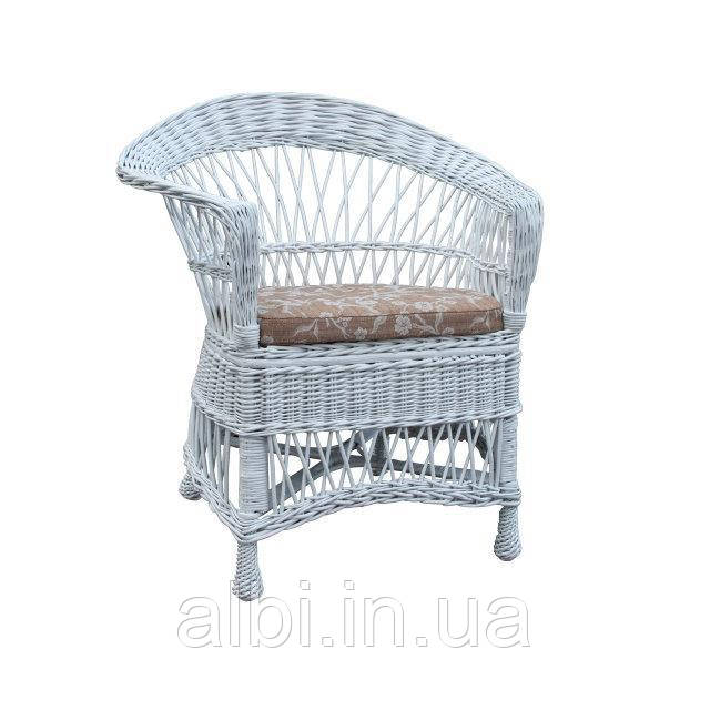 Кресло Татьяна-Прованс из лозы