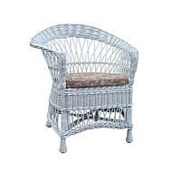 Кресло Татьяна-Прованс из лозы, фото 1