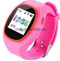 Смарт-часы ERGO GPS Tracker Junior Color J010 pink