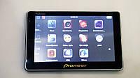 "Автомобильный GPS Навигатор 5"" Дюймов Экран Pioneer P-563 HD - Bluetooth - Navitel + IGO"