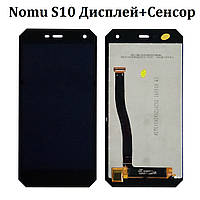 Lcd дисплей + сенсор Nomu S10 (модуль original)
