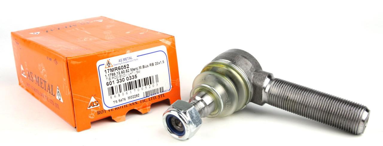 Наконечник рулевой тяги MB207-310D/Daf/LDV, d=20mm, L