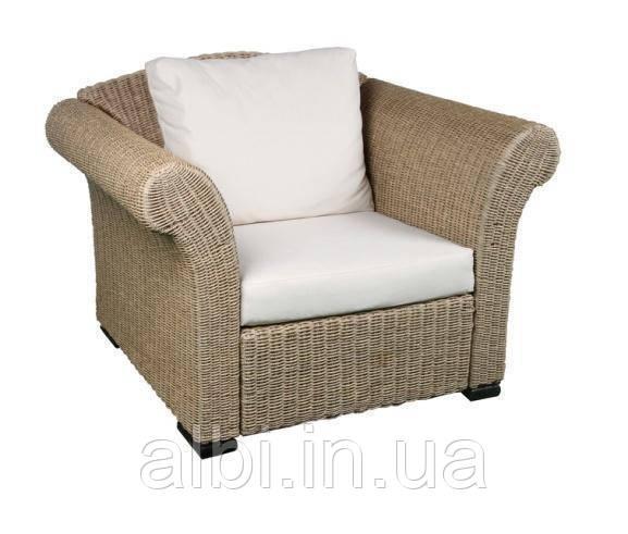 Кресло из абаки Вирджиния