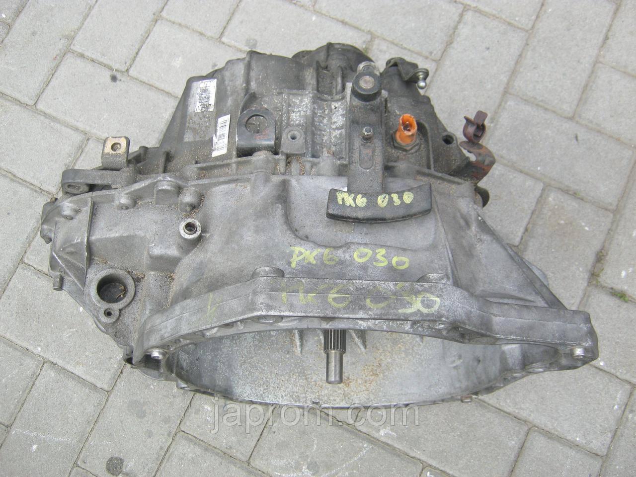 МКПП механическая коробка передач Renault Master II, Opel Movano 2.5 DCi PK6 030