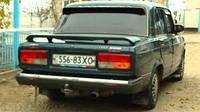 "Спойлер багажника ""Скоба"" ВАЗ 2101-07"