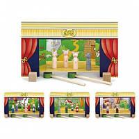 Театр игровой набор Viga Toys (56005)