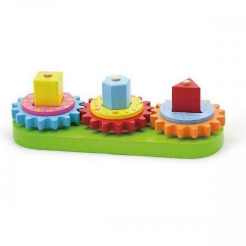 Шестеренки игрушка Viga Toys (59611)
