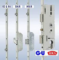 Замки дверные GU BKS