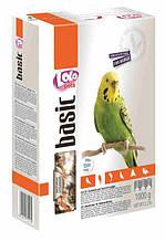 Полнорационный корм для волнистых попугаев 1000 гр Lolopets
