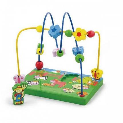 Лабиринт Ферма Viga Toys (59664), фото 2