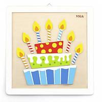 Торт, набор для творчества своими рукамиViga Toys (50684)