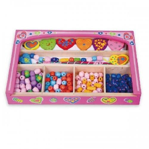 Сердечки, набор для творчества Viga Toys (52729)