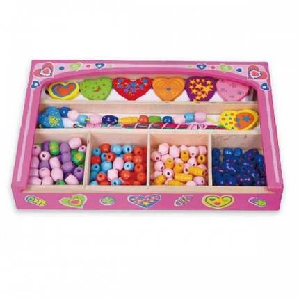 Сердечки, набор для творчества Viga Toys (52729), фото 2