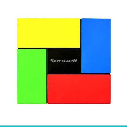ТВ-приставка Sunvell T95K Pro Android 7.1 TV Box, фото 2