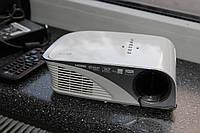 LED DLP проектор LG HS201G, HDMI VGA USB MP3 для дома игр кино