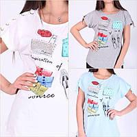 Женские футболки , фото 1