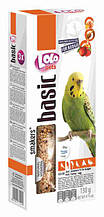 Smakers® 3в1 фрукты/мед/яйцо для волнистых попугаев 90гр Lolopets