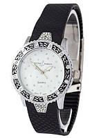 Часы женские Ulysse Nardin кварцевые белые со стразами