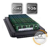 Модуль памяти SODIMM DDR3 1Gb БУ