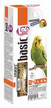Smakers® с киви для волнистых попугаев 90гр Lolopets