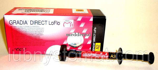 Градия GRADIA DIRECT LoFlo - 1,5г ( градия ло флоу )
