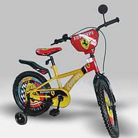 """Велосипед детский Ferrari 18"""" 111808, фото 1"""
