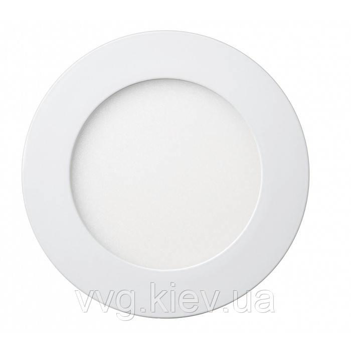 Точечный LED светильник накладной круглый 6W Ø120мм 4200K 470lm Lezard