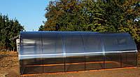 Теплица Казачок с поликарбонатом  10*3*2м (дл*шир*выс), фото 1
