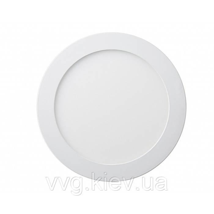 Точечный LED светильник накладной круглый 12W Ø174мм 6400K 950lm Lezard