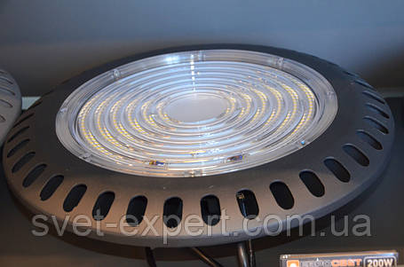 Светильник промышленный 200W IP65 6400K  110°, фото 2