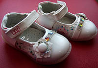 Туфли девочке Цветочек, р. 23, 25, фото 1