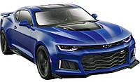 Автомодель Maisto 1:24 2015 Chevrolet Camaro ZL1 (31512 met. blue) , фото 1