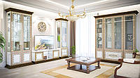 Модульная система для гостиной «Белладжио» Мир Мебели РКММ