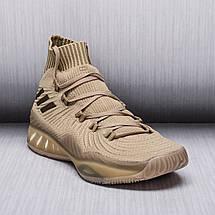 Мужские кроссовки Adidas Crazy Explosive Boost 2017 RK Beige Бежевые, фото 3